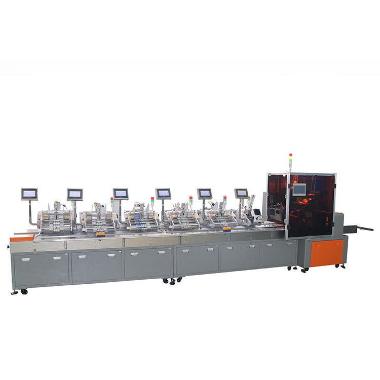 Counting 500 Pieces/Minute Calling Card Feeder Machine